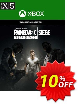 Tom Clancy's Rainbow Six Siege - Year 5 Pass Xbox One (UK) discount coupon Tom Clancy's Rainbow Six Siege - Year 5 Pass Xbox One (UK) Deal 2021 CDkeys - Tom Clancy's Rainbow Six Siege - Year 5 Pass Xbox One (UK) Exclusive Sale offer for iVoicesoft