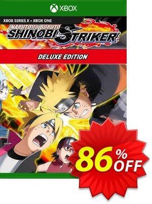 NARUTO TO BORUTO SHINOBI STRIKER Deluxe Edition Xbox One (US) Coupon discount NARUTO TO BORUTO SHINOBI STRIKER Deluxe Edition Xbox One (US) Deal 2021 CDkeys
