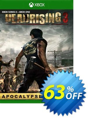 Dead Rising 3: Apocalypse Edition Xbox One (UK) 優惠券,折扣碼 Dead Rising 3: Apocalypse Edition Xbox One (UK) Deal 2021 CDkeys,促銷代碼: Dead Rising 3: Apocalypse Edition Xbox One (UK) Exclusive Sale offer for iVoicesoft