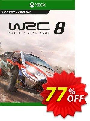 WRC 8 FIA World Rally Championship Xbox One (UK) Coupon discount WRC 8 FIA World Rally Championship Xbox One (UK) Deal 2021 CDkeys