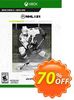 NHL 21 Great Eight Edition – Xbox One Xbox Series X|S discount coupon NHL 21 Great Eight Edition – Xbox One Xbox Series X|S Deal 2021 CDkeys - NHL 21 Great Eight Edition – Xbox One Xbox Series X|S Exclusive Sale offer for iVoicesoft