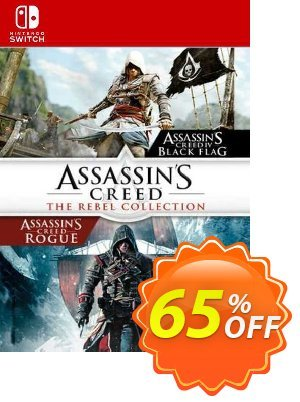 Assassins Creed The Rebel Collection Switch (EU) discount coupon Assassins Creed The Rebel Collection Switch (EU) Deal 2021 CDkeys - Assassins Creed The Rebel Collection Switch (EU) Exclusive Sale offer for iVoicesoft