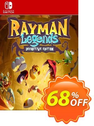 Rayman Legends Definitive Edition Switch (EU) 優惠券,折扣碼 Rayman Legends Definitive Edition Switch (EU) Deal 2021 CDkeys,促銷代碼: Rayman Legends Definitive Edition Switch (EU) Exclusive Sale offer for iVoicesoft