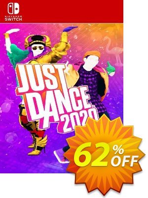 Just Dance 2020 Switch (EU) 優惠券,折扣碼 Just Dance 2020 Switch (EU) Deal 2021 CDkeys,促銷代碼: Just Dance 2020 Switch (EU) Exclusive Sale offer for iVoicesoft