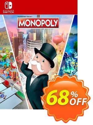 Monopoly Switch (EU) discount coupon Monopoly Switch (EU) Deal 2021 CDkeys - Monopoly Switch (EU) Exclusive Sale offer for iVoicesoft