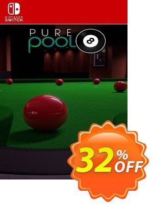 Pure Pool Switch (EU) Coupon discount Pure Pool Switch (EU) Deal 2021 CDkeys