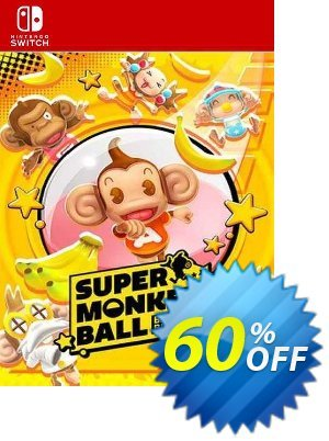 Super Monkey Ball Banana Blitz Switch (EU) Coupon discount Super Monkey Ball Banana Blitz Switch (EU) Deal 2021 CDkeys