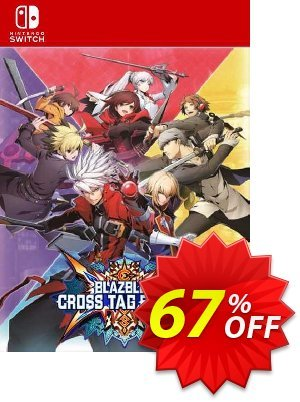 Blazblue Cross Tag Battle Switch (EU) 優惠券,折扣碼 Blazblue Cross Tag Battle Switch (EU) Deal 2021 CDkeys,促銷代碼: Blazblue Cross Tag Battle Switch (EU) Exclusive Sale offer for iVoicesoft