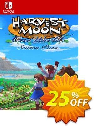Harvest Moon: One World - Season Pass Switch (EU) Coupon discount Harvest Moon: One World - Season Pass Switch (EU) Deal 2021 CDkeys