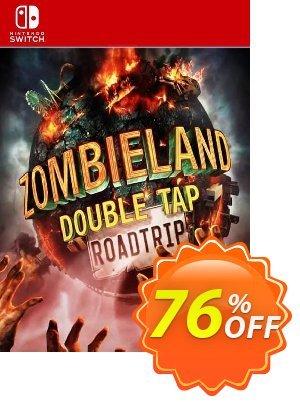 Zombieland: Double Tap - Road Trip Switch (EU) Coupon discount Zombieland: Double Tap - Road Trip Switch (EU) Deal 2021 CDkeys