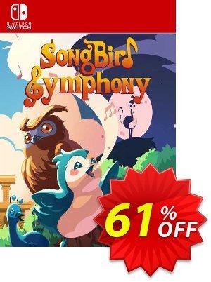Songbird Symphony Switch (EU) Coupon discount Songbird Symphony Switch (EU) Deal 2021 CDkeys