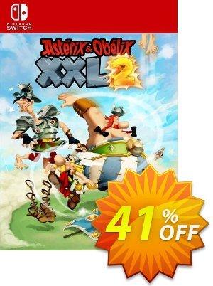 Asterix & Obelix XXL 2 Switch (EU) 優惠券,折扣碼 Asterix & Obelix XXL 2 Switch (EU) Deal 2021 CDkeys,促銷代碼: Asterix & Obelix XXL 2 Switch (EU) Exclusive Sale offer for iVoicesoft