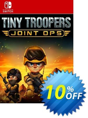Tiny Troopers Joint Ops XL Switch (EU) Coupon discount Tiny Troopers Joint Ops XL Switch (EU) Deal 2021 CDkeys