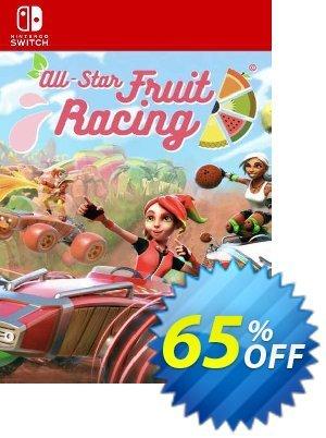 All-Star Fruit Racing Switch (EU) Coupon discount All-Star Fruit Racing Switch (EU) Deal 2021 CDkeys