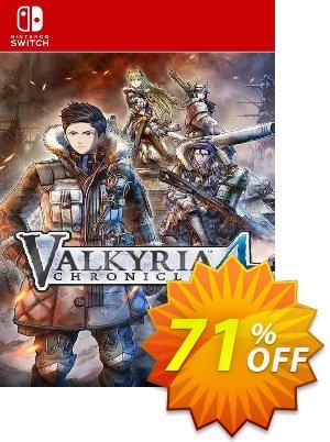 Valkyria Chronicles 4 Switch (EU) 優惠券,折扣碼 Valkyria Chronicles 4 Switch (EU) Deal 2021 CDkeys,促銷代碼: Valkyria Chronicles 4 Switch (EU) Exclusive Sale offer for iVoicesoft