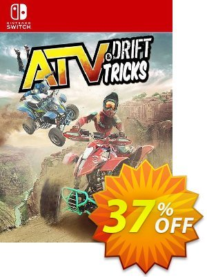 ATV Drift and Tricks Switch (EU) discount coupon ATV Drift and Tricks Switch (EU) Deal 2021 CDkeys - ATV Drift and Tricks Switch (EU) Exclusive Sale offer for iVoicesoft