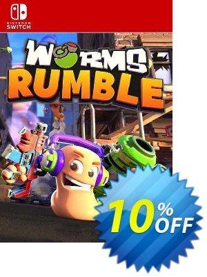 Worms Rumble Switch (EU) Coupon discount Worms Rumble Switch (EU) Deal 2021 CDkeys