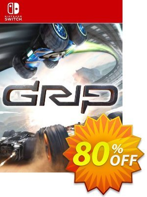 GRIP: Combat Racing Switch (EU) 優惠券,折扣碼 GRIP: Combat Racing Switch (EU) Deal 2021 CDkeys,促銷代碼: GRIP: Combat Racing Switch (EU) Exclusive Sale offer for iVoicesoft
