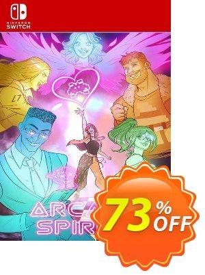 Arcade Spirits Switch (EU) 優惠券,折扣碼 Arcade Spirits Switch (EU) Deal 2021 CDkeys,促銷代碼: Arcade Spirits Switch (EU) Exclusive Sale offer for iVoicesoft