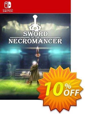 Sword of the Necromancer Switch (EU) Coupon discount Sword of the Necromancer Switch (EU) Deal 2021 CDkeys