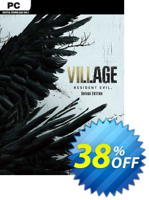 Resident Evil Village - Deluxe Edition + DLC PC (WW) Coupon discount Resident Evil Village - Deluxe Edition + DLC PC (WW) Deal 2021 CDkeys