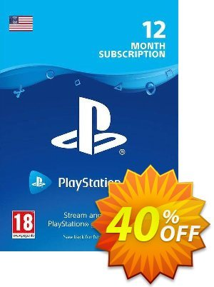 PlayStation Now - 12 Month Subscription (USA) discount coupon PlayStation Now - 12 Month Subscription (USA) Deal 2021 CDkeys - PlayStation Now - 12 Month Subscription (USA) Exclusive Sale offer for iVoicesoft