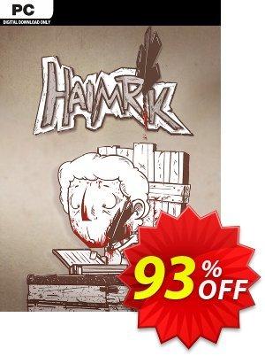 Haimrik PC 優惠券,折扣碼 Haimrik PC Deal,促銷代碼: Haimrik PC Exclusive offer for iVoicesoft