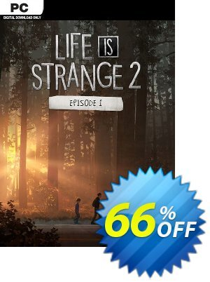 Life is Strange 2 - Episode 1 PC Coupon discount Life is Strange 2 - Episode 1 PC Deal - Life is Strange 2 - Episode 1 PC Exclusive offer for iVoicesoft