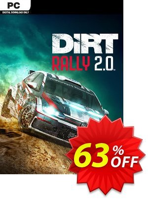Dirt Rally 2.0 PC Coupon discount Dirt Rally 2.0 PC Deal - Dirt Rally 2.0 PC Exclusive offer for iVoicesoft