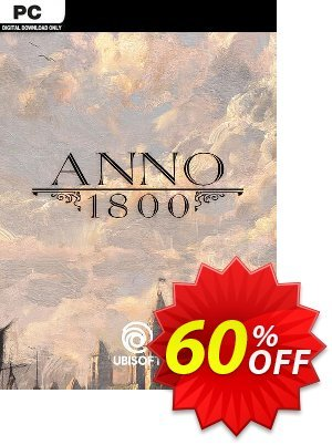 Anno 1800 PC discount coupon Anno 1800 PC Deal - Anno 1800 PC Exclusive offer for iVoicesoft