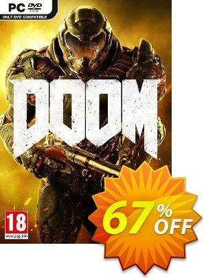 DOOM PC Coupon, discount DOOM PC Deal. Promotion: DOOM PC Exclusive offer for iVoicesoft
