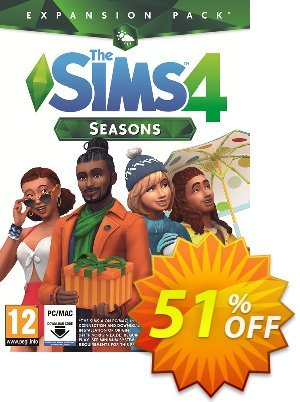 The Sims 4 - Seasons Expansion Pack PC discount coupon The Sims 4 - Seasons Expansion Pack PC Deal - The Sims 4 - Seasons Expansion Pack PC Exclusive offer for iVoicesoft