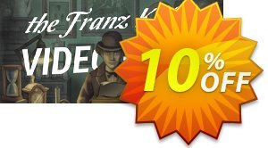 The Franz Kafka Videogame PC割引コード・The Franz Kafka Videogame PC Deal キャンペーン:The Franz Kafka Videogame PC Exclusive offer for iVoicesoft