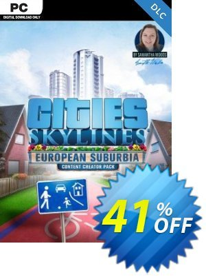 Cities Skylines - Content Creator Pack European Suburbia DLC discount coupon Cities Skylines - Content Creator Pack European Suburbia DLC Deal - Cities Skylines - Content Creator Pack European Suburbia DLC Exclusive offer for iVoicesoft