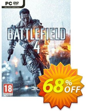 Battlefield 4 (PC) Coupon, discount Battlefield 4 (PC) Deal. Promotion: Battlefield 4 (PC) Exclusive offer for iVoicesoft