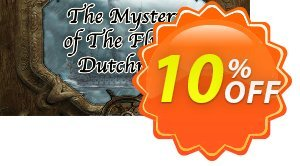 The Flying Dutchman PC 優惠券,折扣碼 The Flying Dutchman PC Deal,促銷代碼: The Flying Dutchman PC Exclusive offer for iVoicesoft