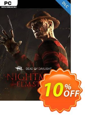 Dead by Daylight PC - A Nightmare on Elm Street DLC discount coupon Dead by Daylight PC - A Nightmare on Elm Street DLC Deal - Dead by Daylight PC - A Nightmare on Elm Street DLC Exclusive offer for iVoicesoft
