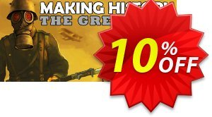 Making History The Great War PC 프로모션 코드 Making History The Great War PC Deal 프로모션: Making History The Great War PC Exclusive offer for iVoicesoft