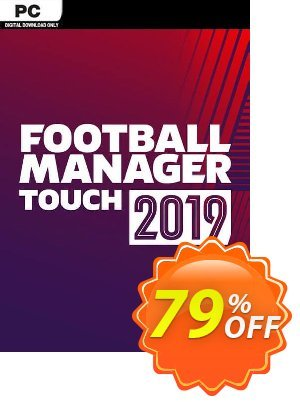 Football Manager Touch 2019 PC Coupon discount Football Manager Touch 2020 PC Deal - Football Manager Touch 2020 PC Exclusive offer for iVoicesoft