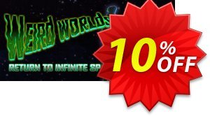 Weird Worlds Return to Infinite Space PC 프로모션 코드 Weird Worlds Return to Infinite Space PC Deal 프로모션: Weird Worlds Return to Infinite Space PC Exclusive offer for iVoicesoft