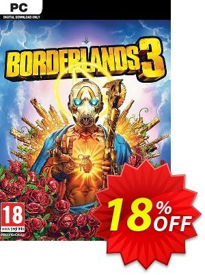 Borderlands 3 PC (EU) Coupon, discount Borderlands 3 PC (EU) Deal. Promotion: Borderlands 3 PC (EU) Exclusive offer for iVoicesoft