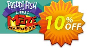 Freddi Fish and Luther's Maze Madness PC discount coupon Freddi Fish and Luther's Maze Madness PC Deal - Freddi Fish and Luther's Maze Madness PC Exclusive offer for iVoicesoft