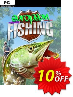 European Fishing PC 優惠券,折扣碼 European Fishing PC Deal,促銷代碼: European Fishing PC Exclusive offer for iVoicesoft
