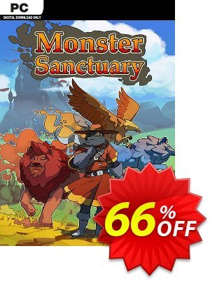 Monster Sanctuary PC Coupon discount Monster Sanctuary PC Deal - Monster Sanctuary PC Exclusive offer for iVoicesoft