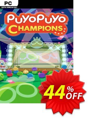 Puyo Puyo Champions PC (EU) Coupon discount Puyo Puyo Champions PC (EU) Deal. Promotion: Puyo Puyo Champions PC (EU) Exclusive offer for iVoicesoft