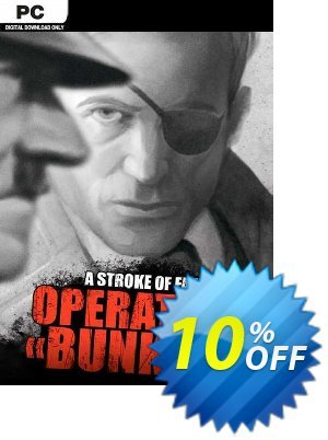 A Stroke of Fate Operation Bunker PC Coupon, discount A Stroke of Fate Operation Bunker PC Deal. Promotion: A Stroke of Fate Operation Bunker PC Exclusive offer for iVoicesoft