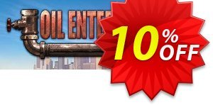 Oil Enterprise PC 優惠券,折扣碼 Oil Enterprise PC Deal,促銷代碼: Oil Enterprise PC Exclusive offer for iVoicesoft
