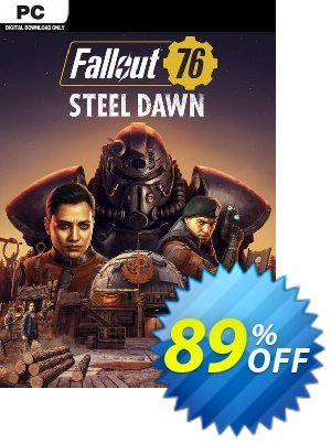 Fallout 76 PC (AUS/NZ) Coupon discount Fallout 76 PC (AUS/NZ) Deal - Fallout 76 PC (AUS/NZ) Exclusive offer for iVoicesoft