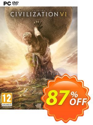 Sid Meier's Civilization VI 6 PC discount coupon Sid Meier's Civilization VI 6 PC Deal - Sid Meier's Civilization VI 6 PC Exclusive offer for iVoicesoft