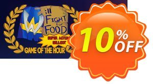 Will Fight for Food Super Actual Sellout Game of the Hour PC Coupon discount Will Fight for Food Super Actual Sellout Game of the Hour PC Deal - Will Fight for Food Super Actual Sellout Game of the Hour PC Exclusive offer for iVoicesoft